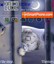 Capture d'écran Tatty 01 thème