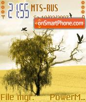 The Tree es el tema de pantalla