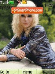 Taylor Momsen es el tema de pantalla