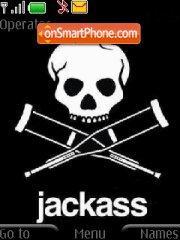 Jackass theme screenshot