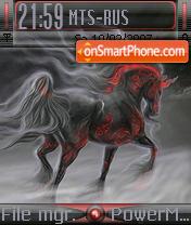 Stallion theme screenshot