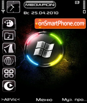 Win 7 by Altvic theme screenshot