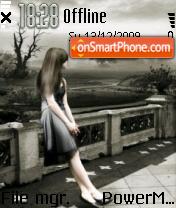 Waiting 04 theme screenshot