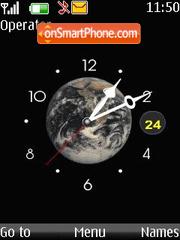 Reloj 1 theme screenshot
