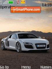 Audi R8 13 theme screenshot