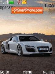Audi R8 13 tema screenshot