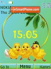 Easter For Children theme screenshot