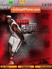 Lebron 3 theme screenshot