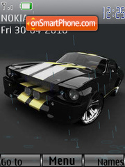 Ford Mustang 80 theme screenshot