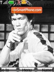 Capture d'écran Bruce Lee B thème