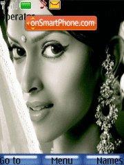 Capture d'écran Deepika Face 1 thème