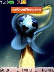Match burns planet es el tema de pantalla