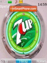 Seven Up tema screenshot