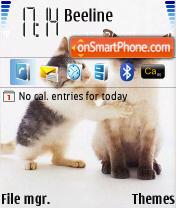 Far Dont Cry theme screenshot