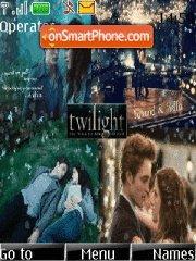Twilight theme screenshot
