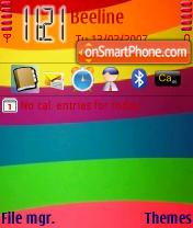 Colours 2 theme screenshot