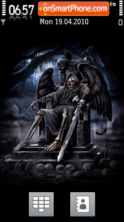 Reaper 04 theme screenshot