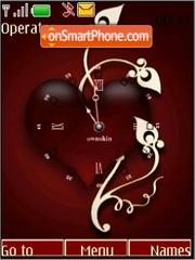 Corazon joya theme screenshot
