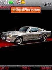 Mustang 20 tema screenshot