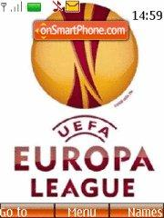 UEFA Europa League theme screenshot