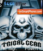 Hear No Evil theme screenshot