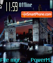 London Bridge 01 es el tema de pantalla