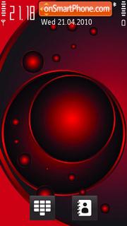 Abstraction 05 theme screenshot