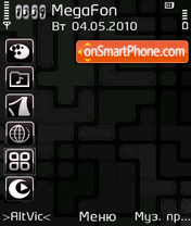 Shape By Altvic theme screenshot