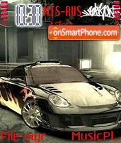 Need For Speed 01 es el tema de pantalla