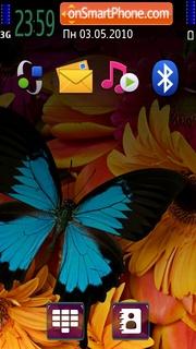 Butterfly 14 theme screenshot