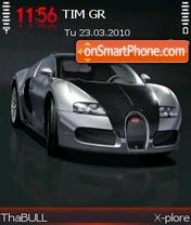 Bugatti 14 Theme-Screenshot