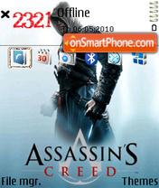 Скриншот темы Assassins Creed