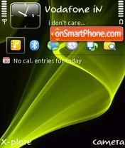 Omnia II by ishaque theme screenshot