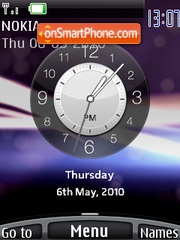Nokia Hero theme screenshot