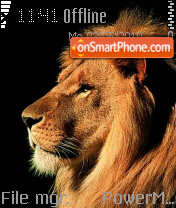 Leo 10 es el tema de pantalla