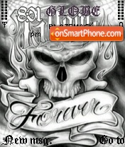 Tattoos Forever es el tema de pantalla