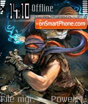 Prince Of Persia 2011 es el tema de pantalla