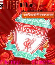Liverpool Fc 07 es el tema de pantalla