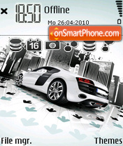 Audi R8 15 Theme-Screenshot