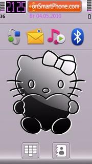 Kitty Forever theme screenshot