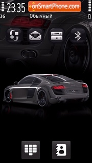 Audi R8 16 Theme-Screenshot