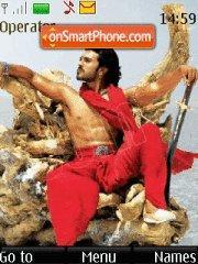 Ram Charan Teja Theme-Screenshot