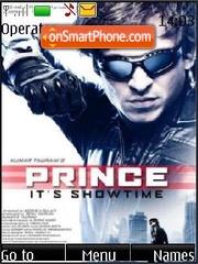 Prince (Bollywood) theme screenshot