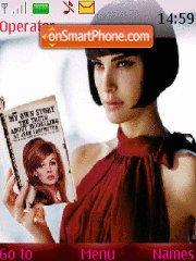 Natalie Portman 02 es el tema de pantalla