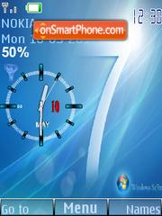 Windous 7 SWF Theme-Screenshot