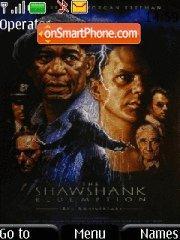 The Shawshank Redemption theme screenshot