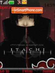 Скриншот темы Itachi 03