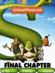 Shrek 4 Theme-Screenshot