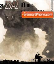 Shadow Of The Coloss es el tema de pantalla