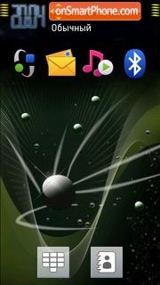 Earth 86 theme screenshot